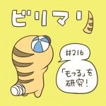 #216「モフる」を研究!